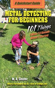 Metal Detecting for Beginners -White's Cover Version