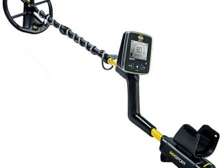 White's Electronics MX Sport metal detector