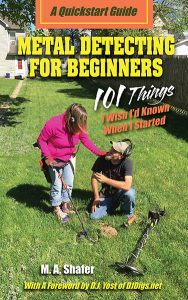 Detecting 101 Quickstart Guide -White's Exclusive Edition